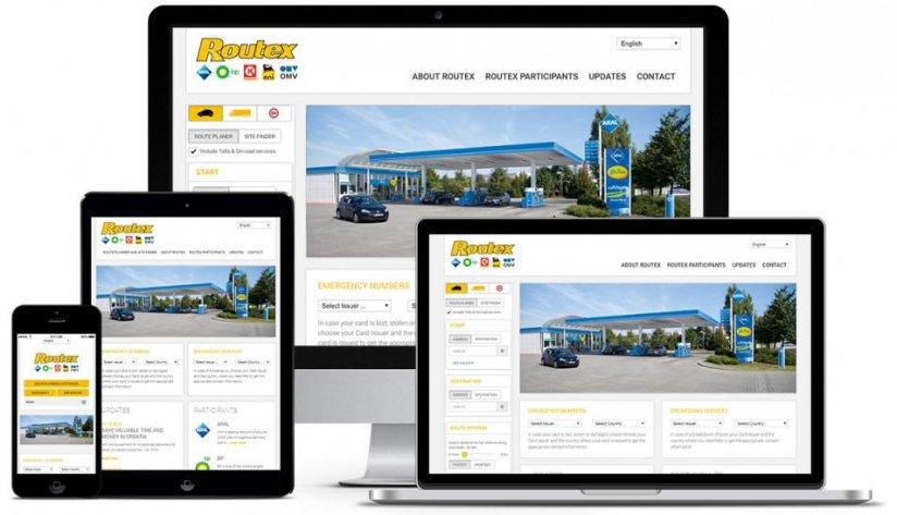 Responsive Website-Konzept – für alle Geräte