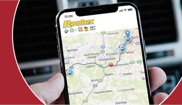 Referenzbild: Routex